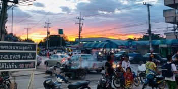 Carlijn in Thailand 6