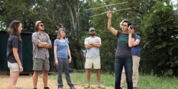 Conservation Training Course Telemetry Training