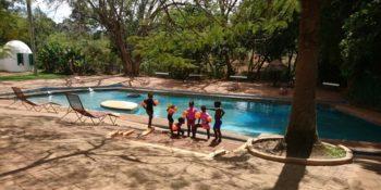 Kruger to Cape week 2, 3, 5 en 6 vrijwilligerswerk Swaziland 1