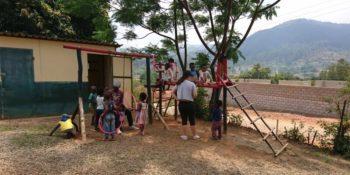 Kruger to Cape week 2, 3, 5 en 6 vrijwilligerswerk Swaziland 2