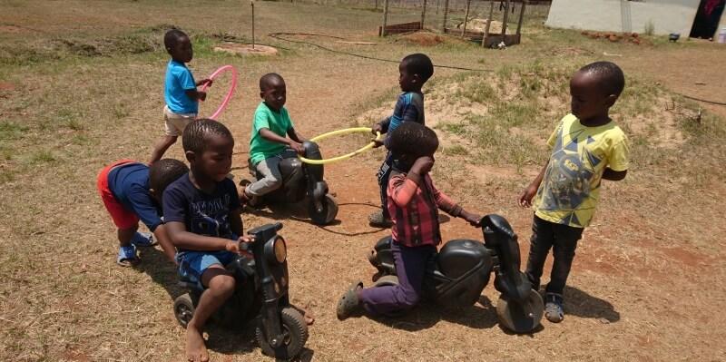 Kruger to Cape week 2, 3, 5 en 6 vrijwilligerswerk Swaziland 4