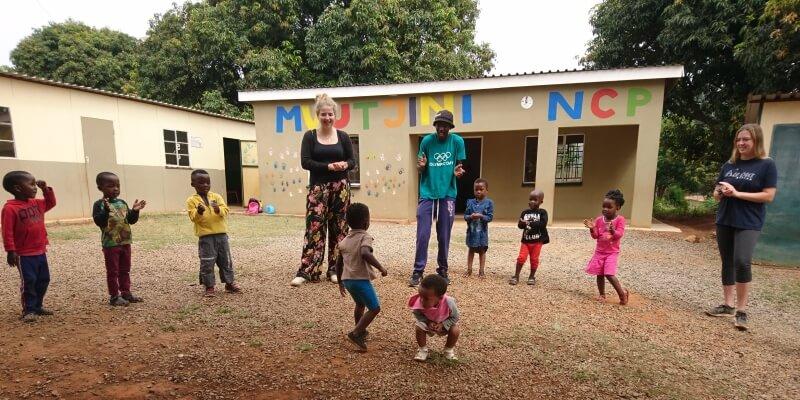 Kruger to Cape week 2, 3, 5 en 6 vrijwilligerswerk Swaziland 5