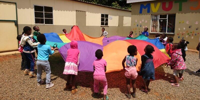 Kruger to Cape week 2, 3, 5 en 6 vrijwilligerswerk Swaziland 7