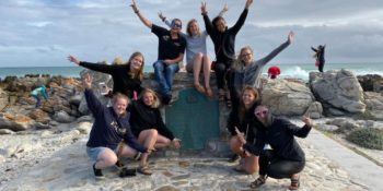 Kruger to Cape week 8 Garden Route atlantic ocean