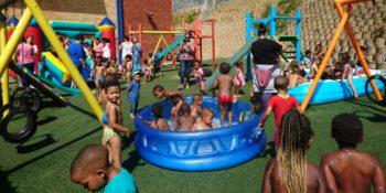 Kruger to Cape week 9 en 10 Vrijwilligerswerk Eindejaarsfeest