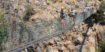 Swaziland hangbrug