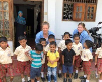 10 weken Sri Lanka tegel