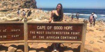 3 weken Kaapstad Cape of good hope
