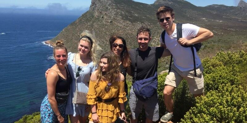3 weken Kaapstad Lions Head 2