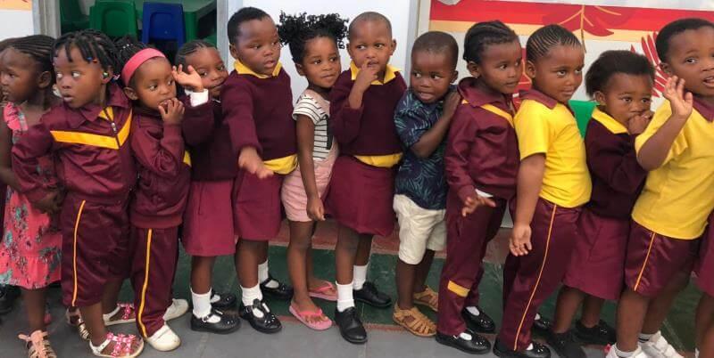 3 weken Kaapstad kids