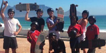 3 weken Kaapstad skateles