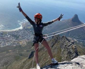 3 weken Kaapstad tegel