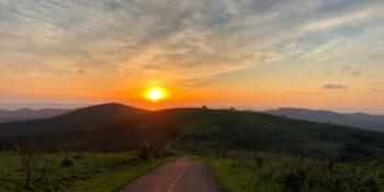 Kwazulu Big 5 project zonsondergang