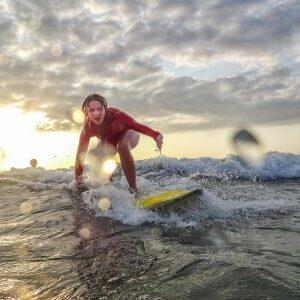 Ecuador Beach program Surf